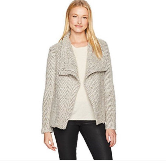 ed856e7f3 Wool Moto Dallas Jacket by Cupcakes and Cashmere NWT